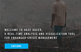 How Haze Impacts Human Mobility in Singapore: CIKM 2017