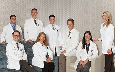 Physicians, Audiologists & Nurse Practitioners of Ear Nose Throat Clinic & Hearing Center of MN