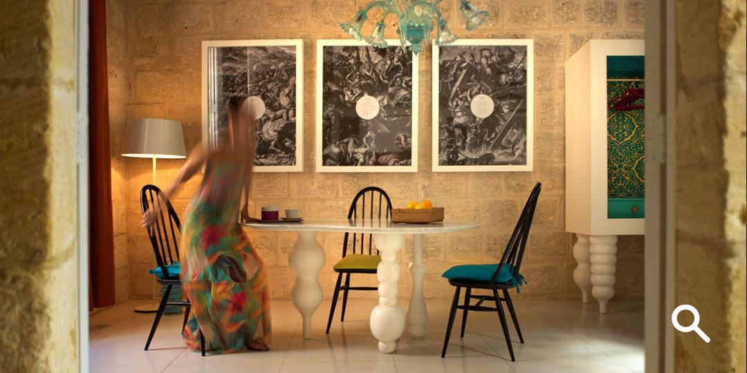 Indulgence Divine dining room