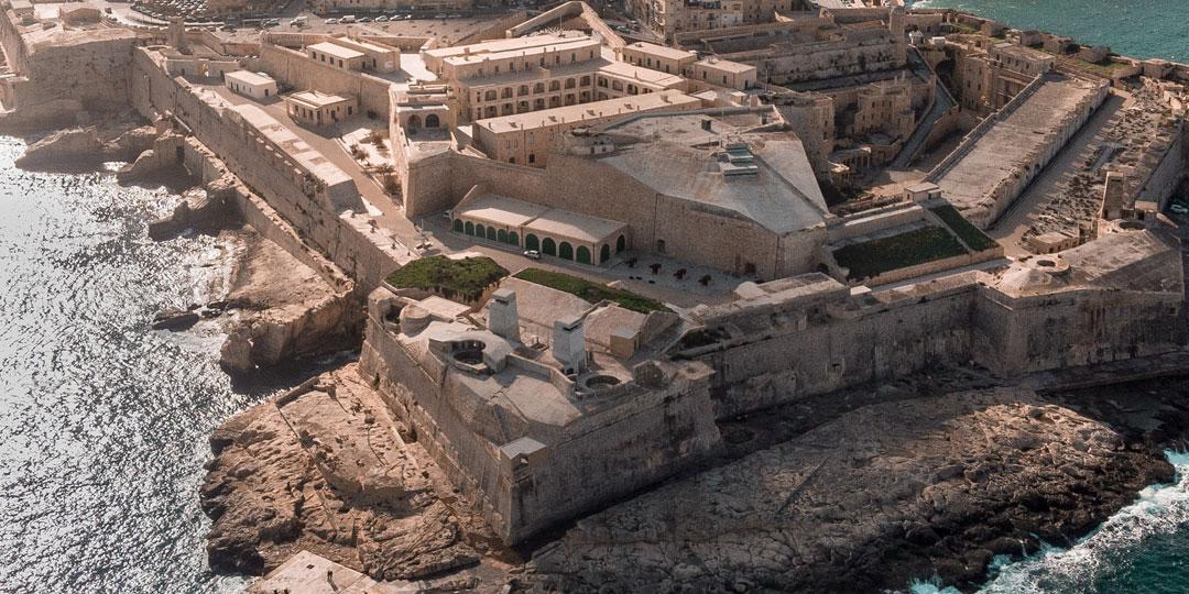 Fort St Elmo, Valletta