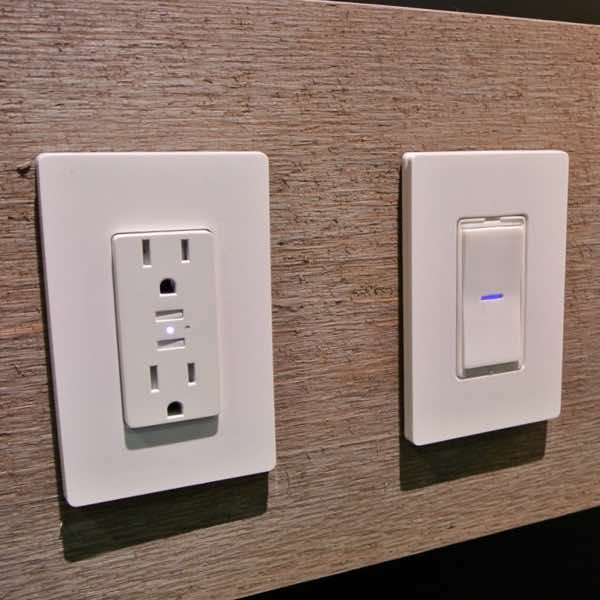 New outlets and switches installed in Jacksonville FL