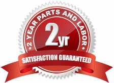 2 year parts and labor guarantee on your electrical work