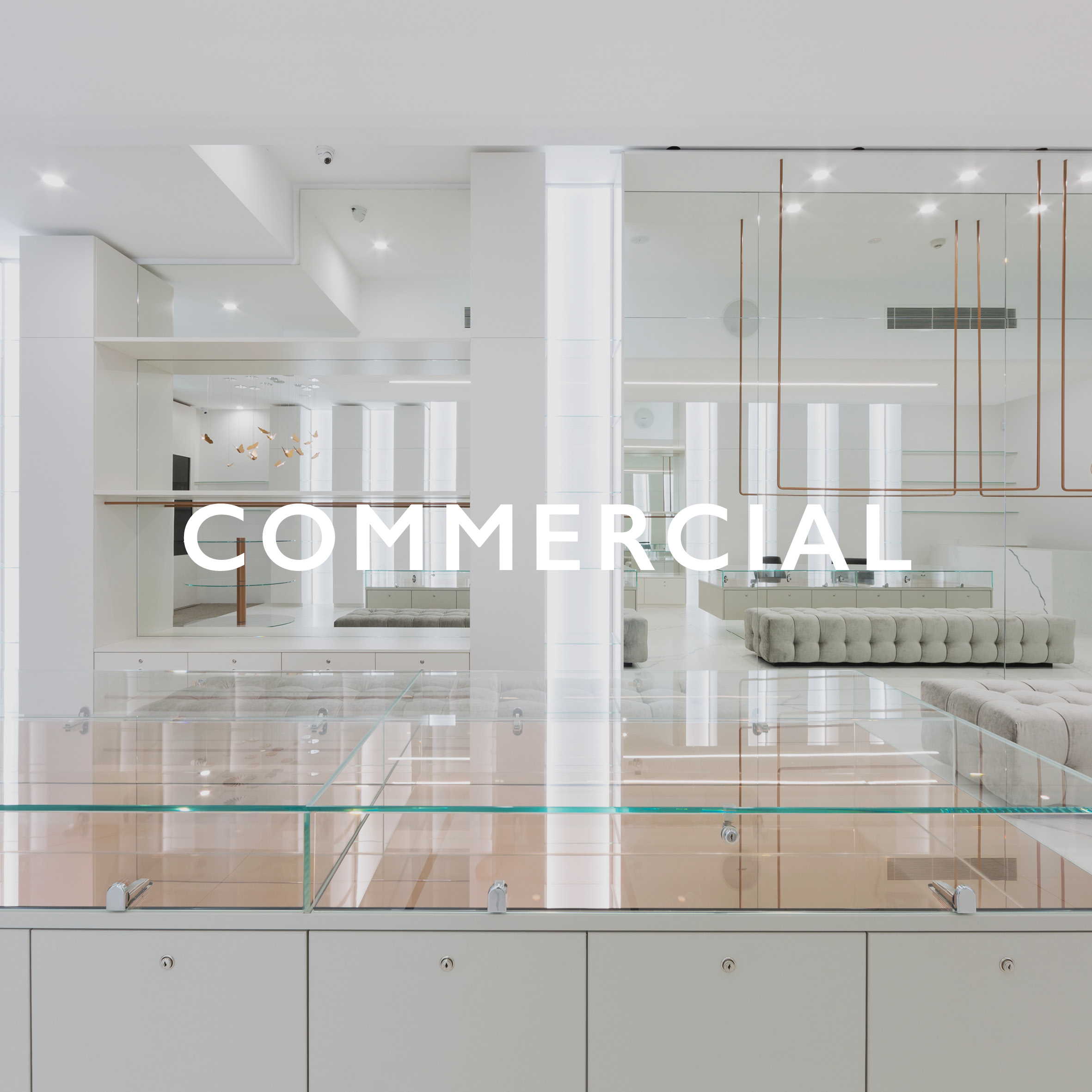 We specialise in both commercial and residential interior and building design and were capable of managing your build from start to finish