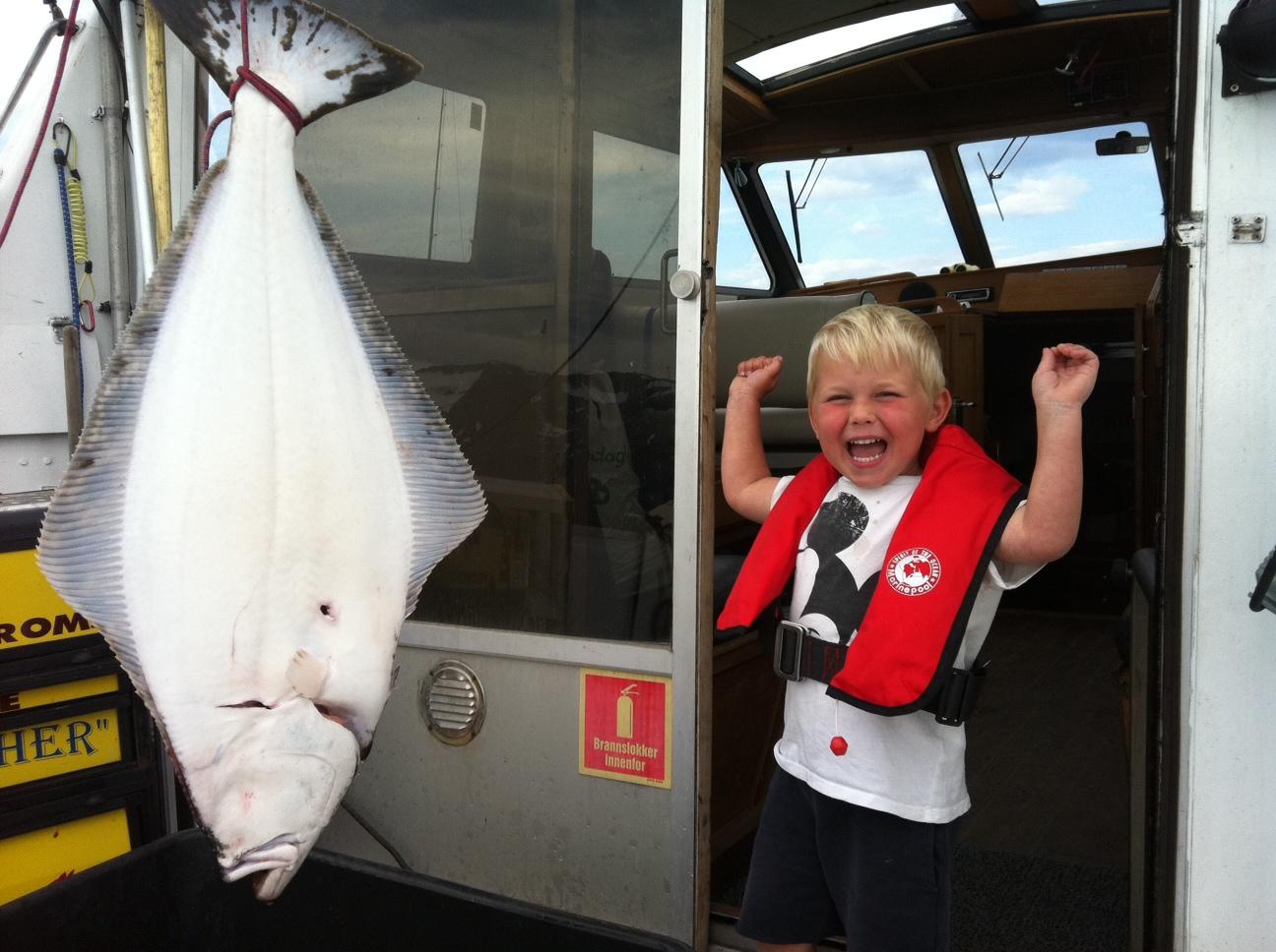 Bli med «M/V BigFisher» på en trivelig fisketur i Tromsø