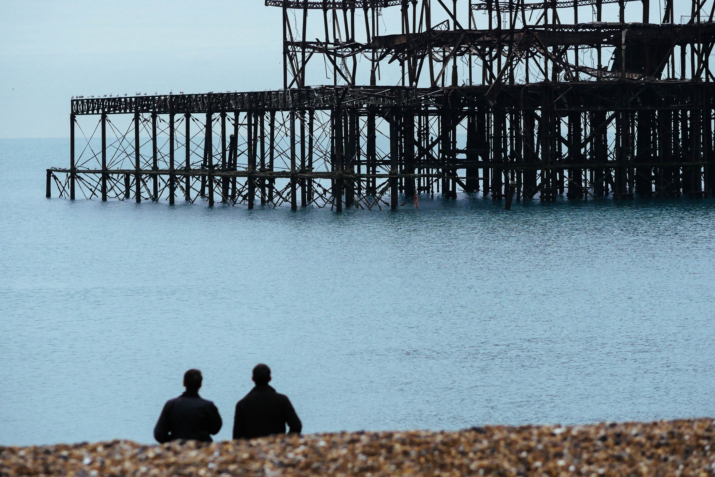 A Brighton bromance