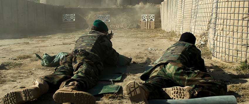 soviet afghan war practice fire