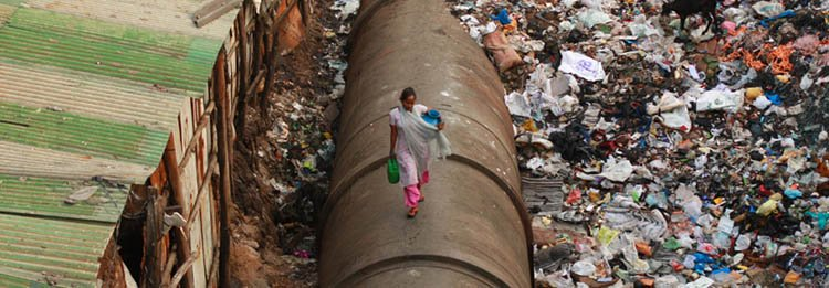 urban poverty in India