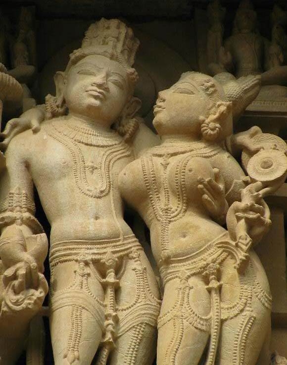 traditional view women in india emancipated gods
