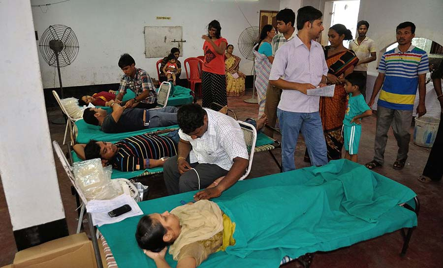 hospital industry in India healthcare system