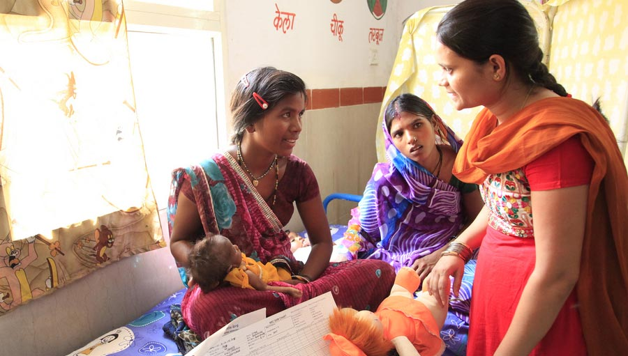 health policy in India - issues and services
