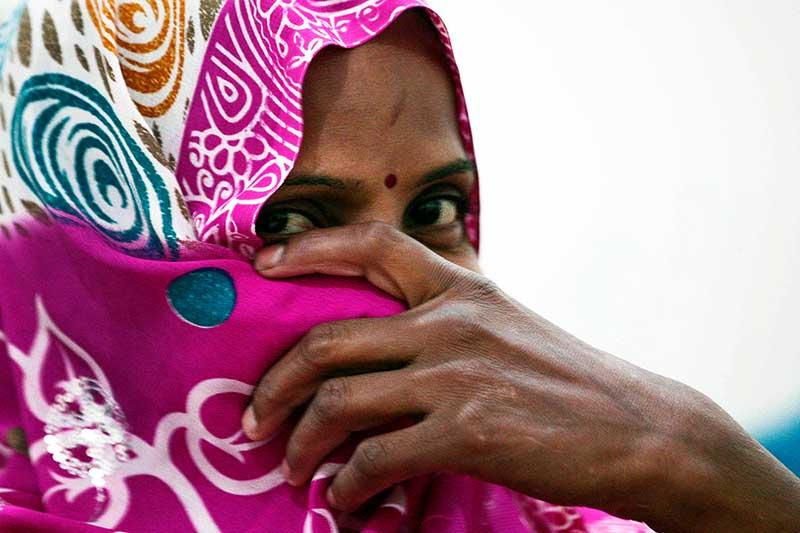 Gender discrimintion against women in India
