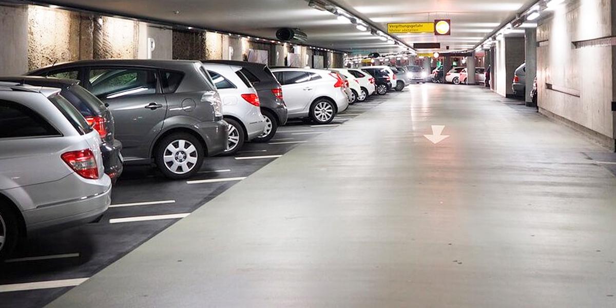 Estacionamiento Restregadora