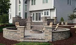 Patio Design & Installation