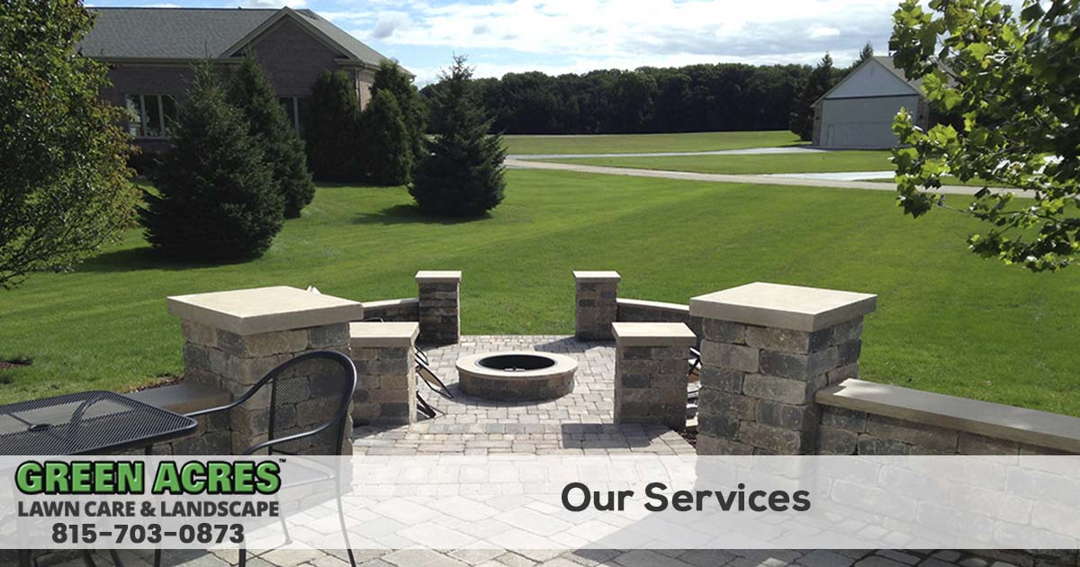 Lawn care, landscaping, and pest control services in northern Illinois.