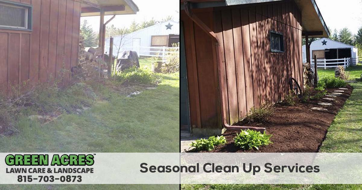 Spring and Fall Clean Ups