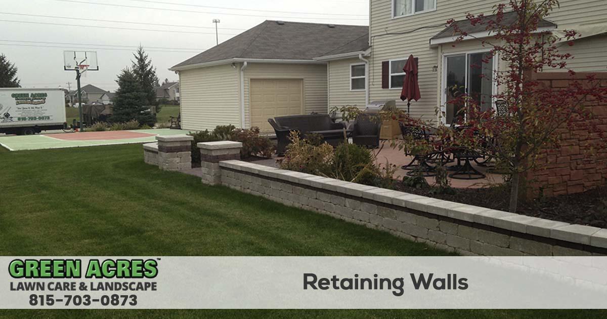 Retaining Wall Construction Company