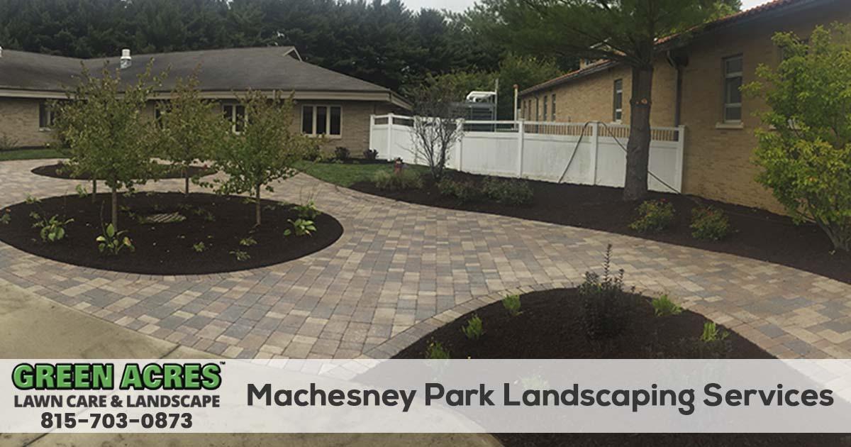 Machesney Park Illinois landscaping company