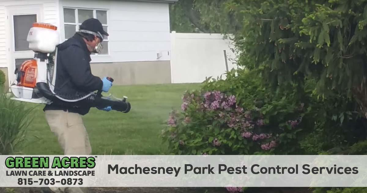 Machesney Park Illinois Pest Control and Mosquito Company