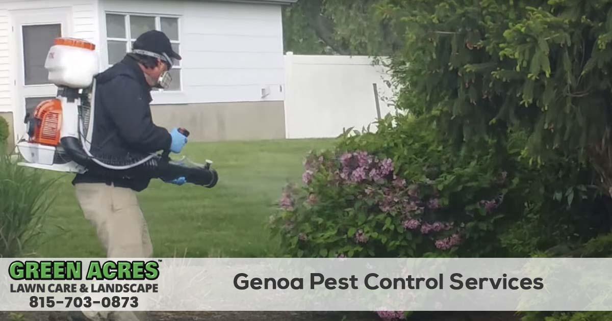 Genoa Illinois Pest Control and Mosquito Company