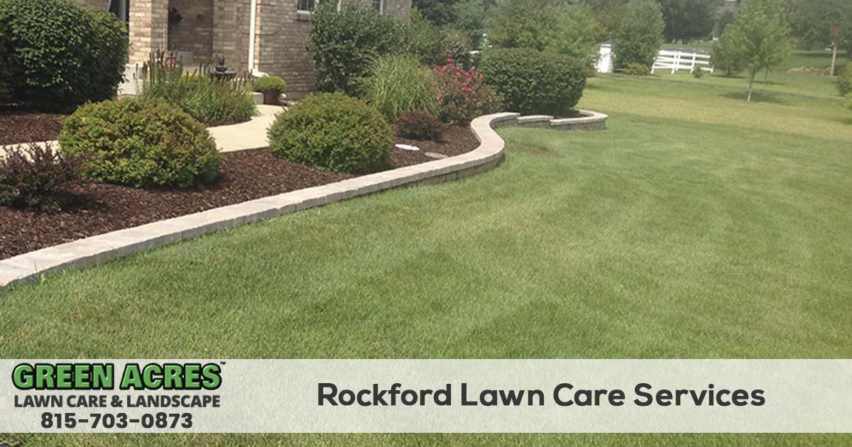 Rockford Illinois Lawn Care Company