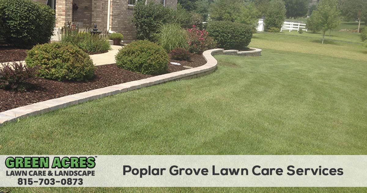 Poplar Grove Lawn Care Company