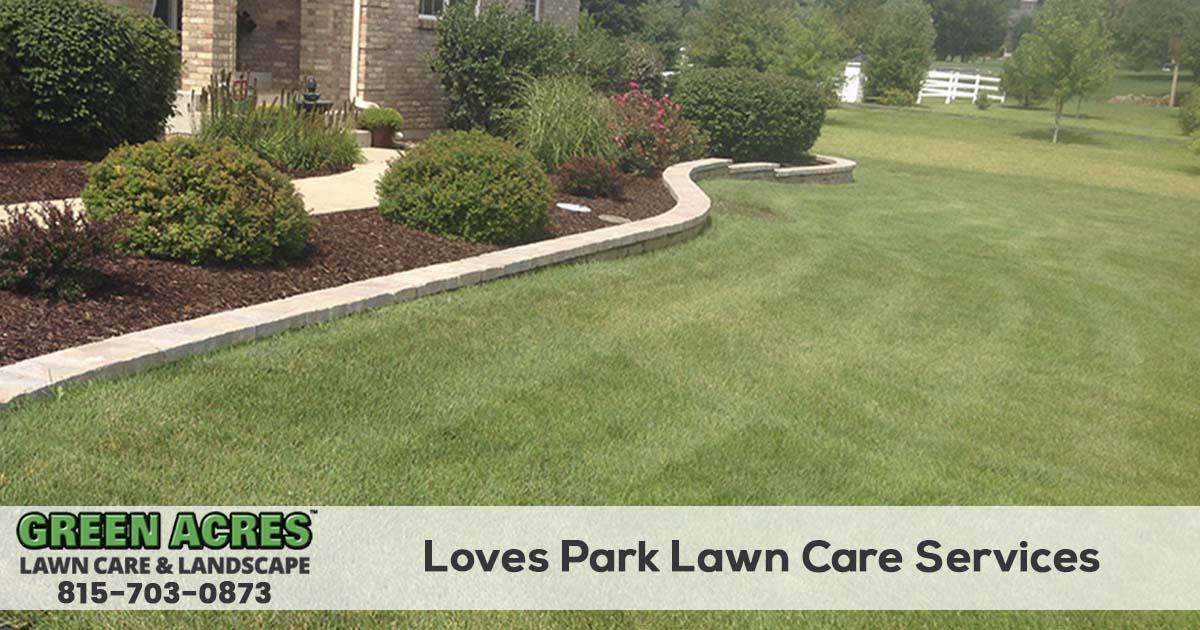 Loves Park Illinois Lawn Care Company