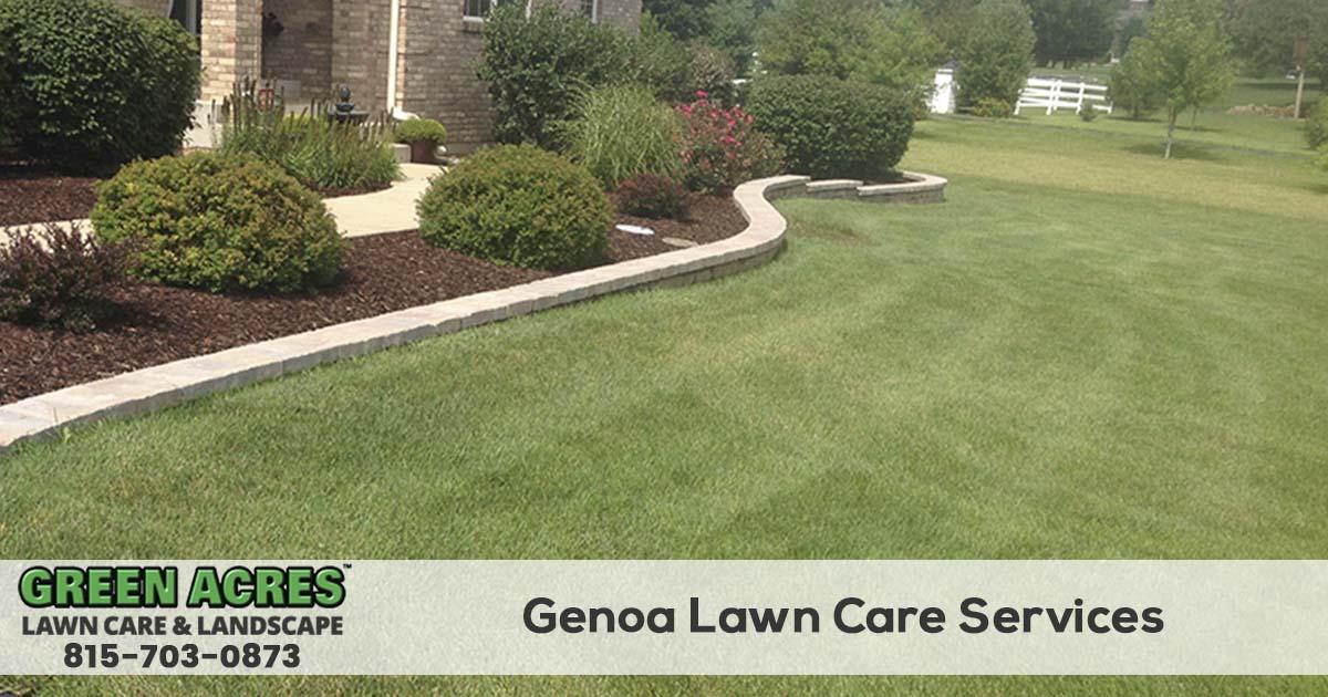 Genoa Illinois Lawn Care Company