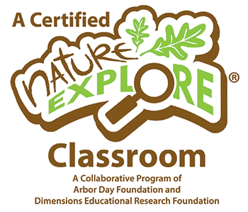 certified nature explore classroom logo