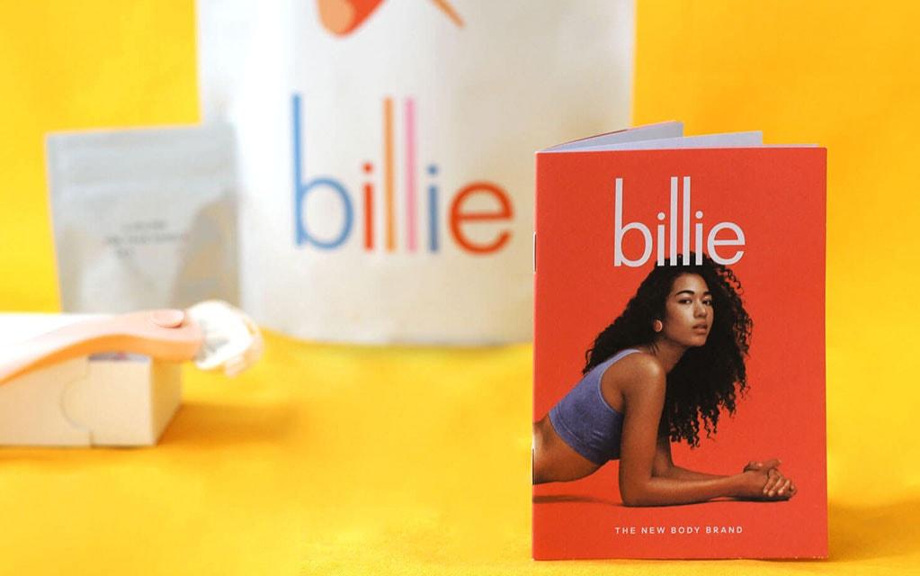 Pheelosophy - Billie Razor Product Photography