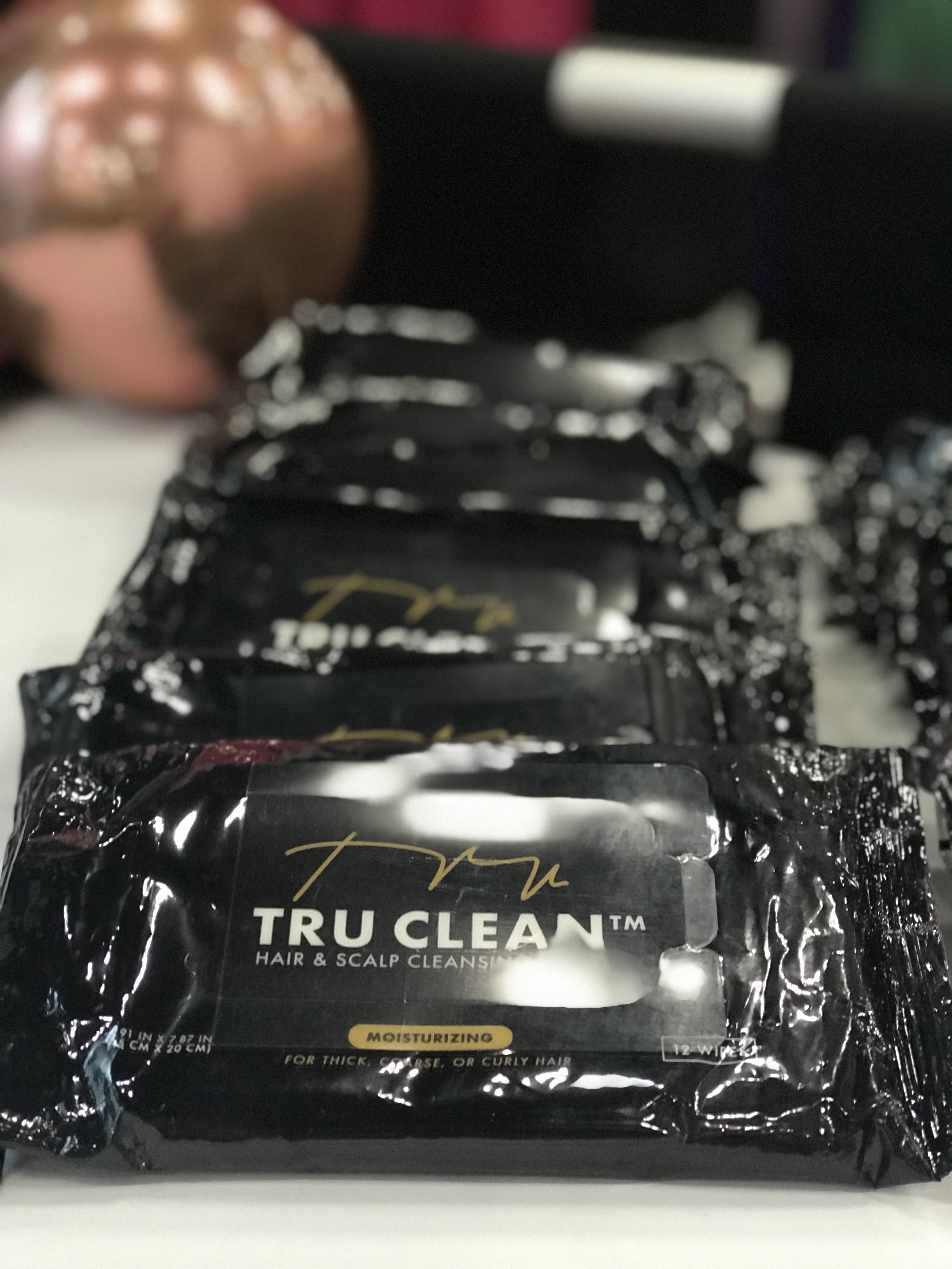 Pheelosophy - Tru Clean Cleansing Wipes Packaging Design