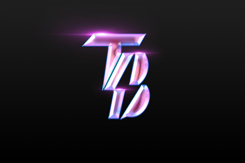 Tasha Bleu - Treu Bleu Social Logo