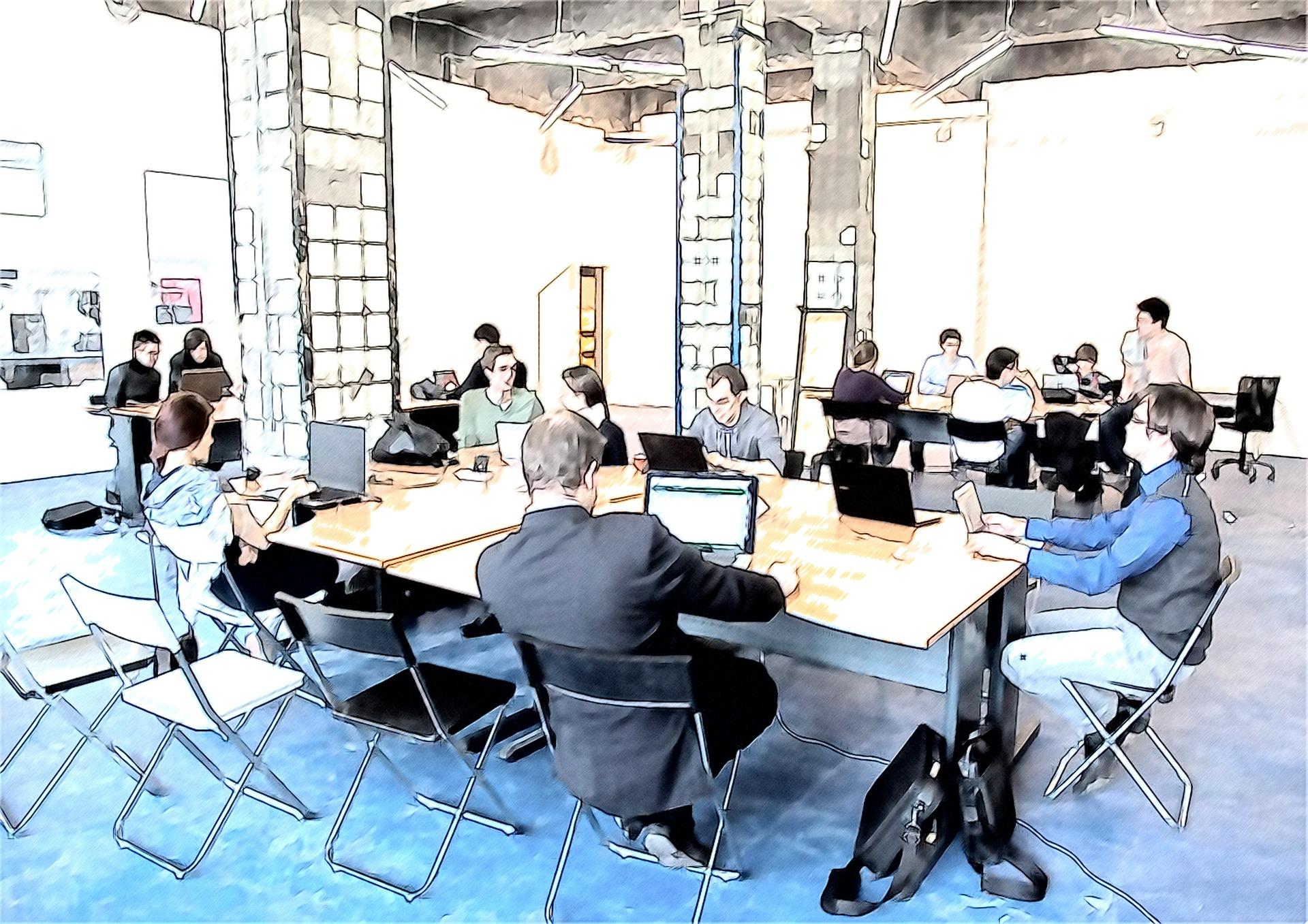 Empresa, equipe, pessoas, perfis, recrutamento e seleção