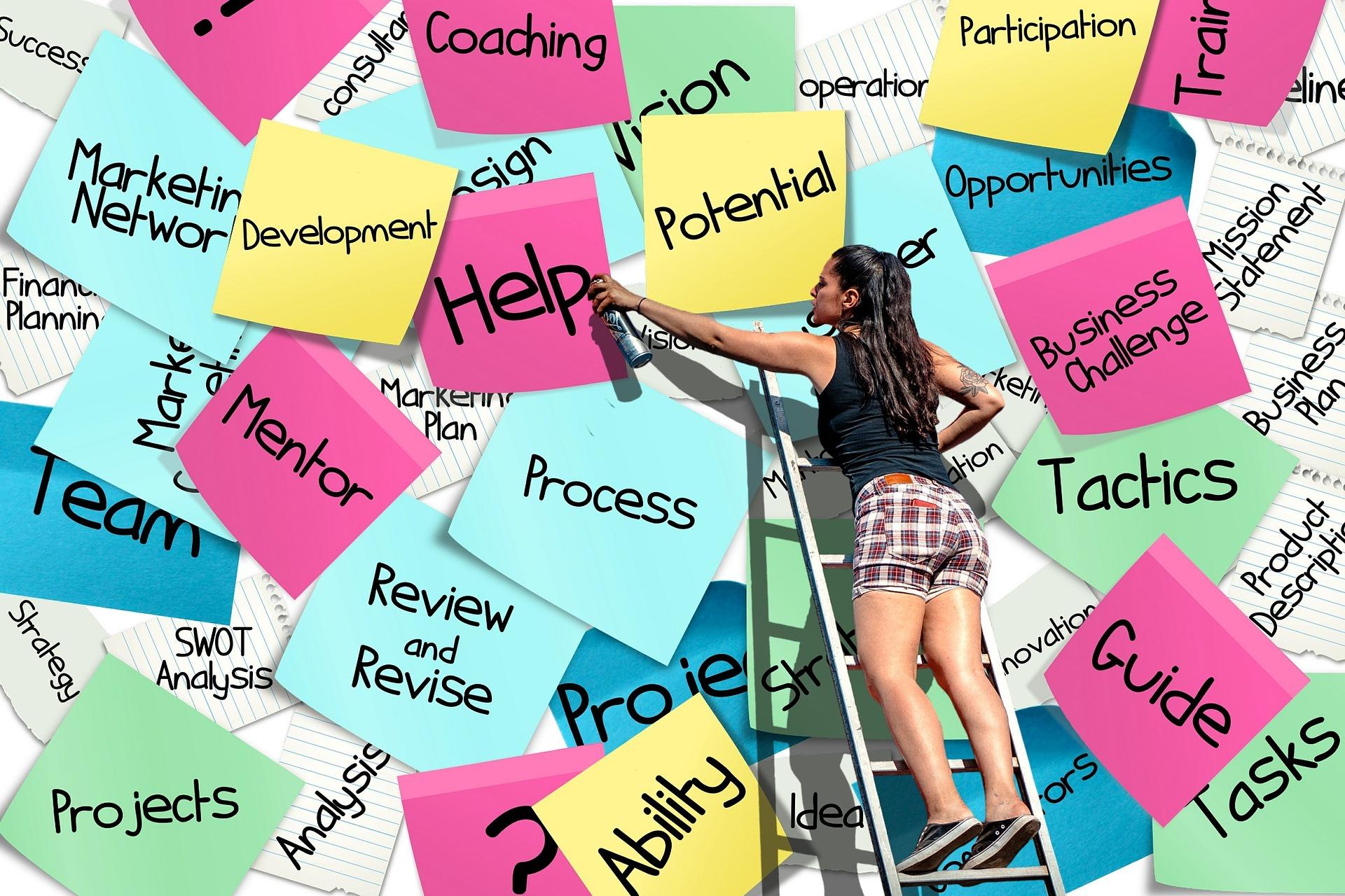 Coaching, carreira, dúvida, insegurança, Habilidades, objetivo, meta