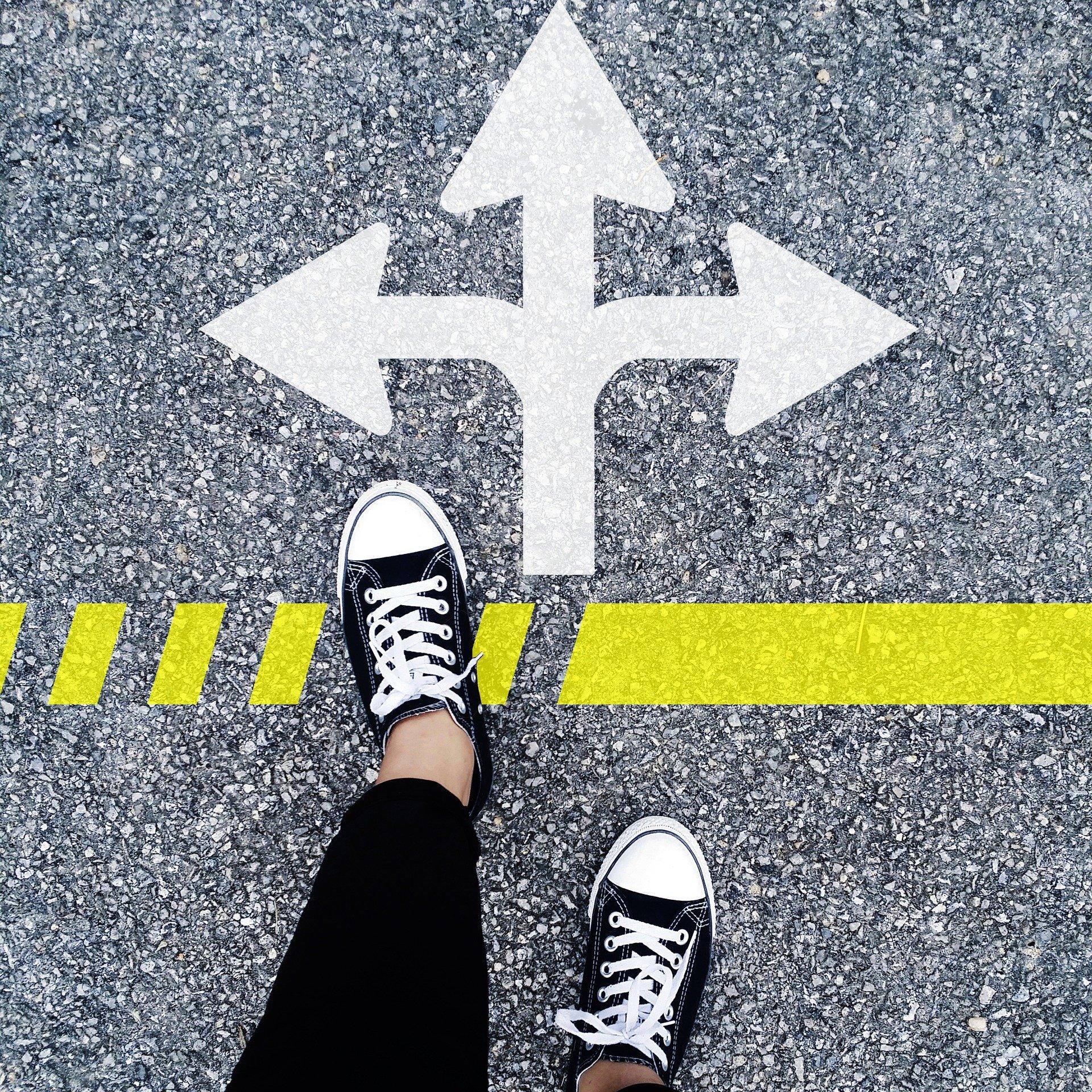 carreira, escolha de carreira, escolha de profissão, escolha de caminho