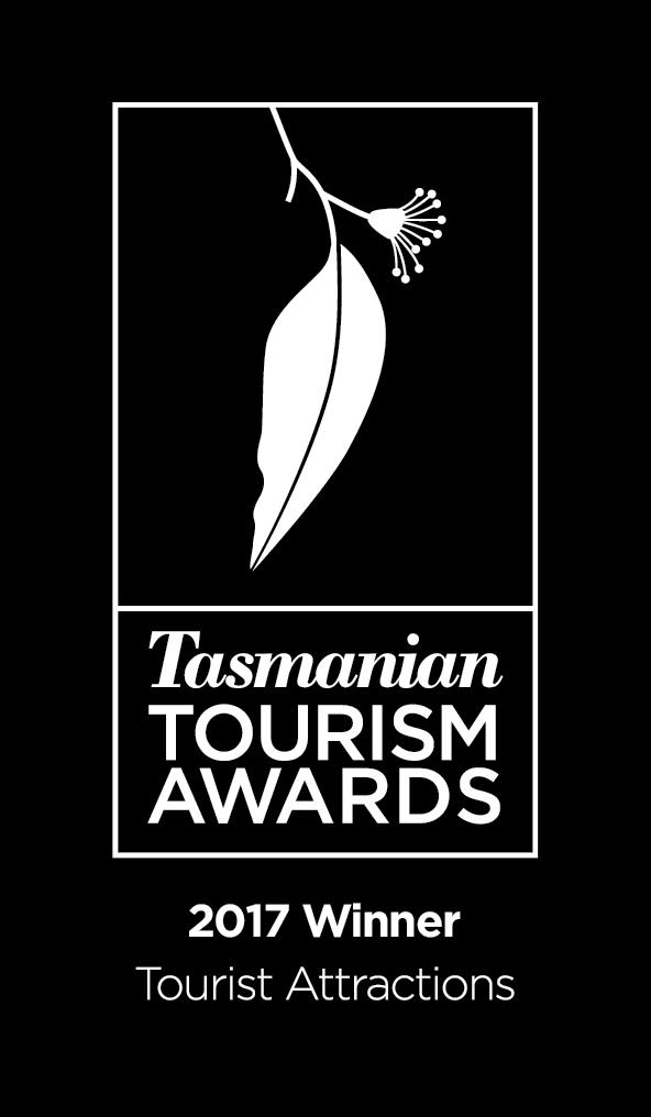 2017 Tasmanian Tourism Awards - Winner Best Attraction
