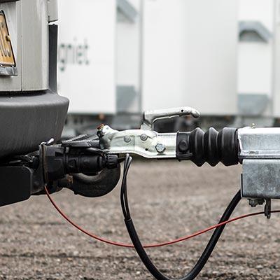 Tilkobling af skurvogn til bil step 3