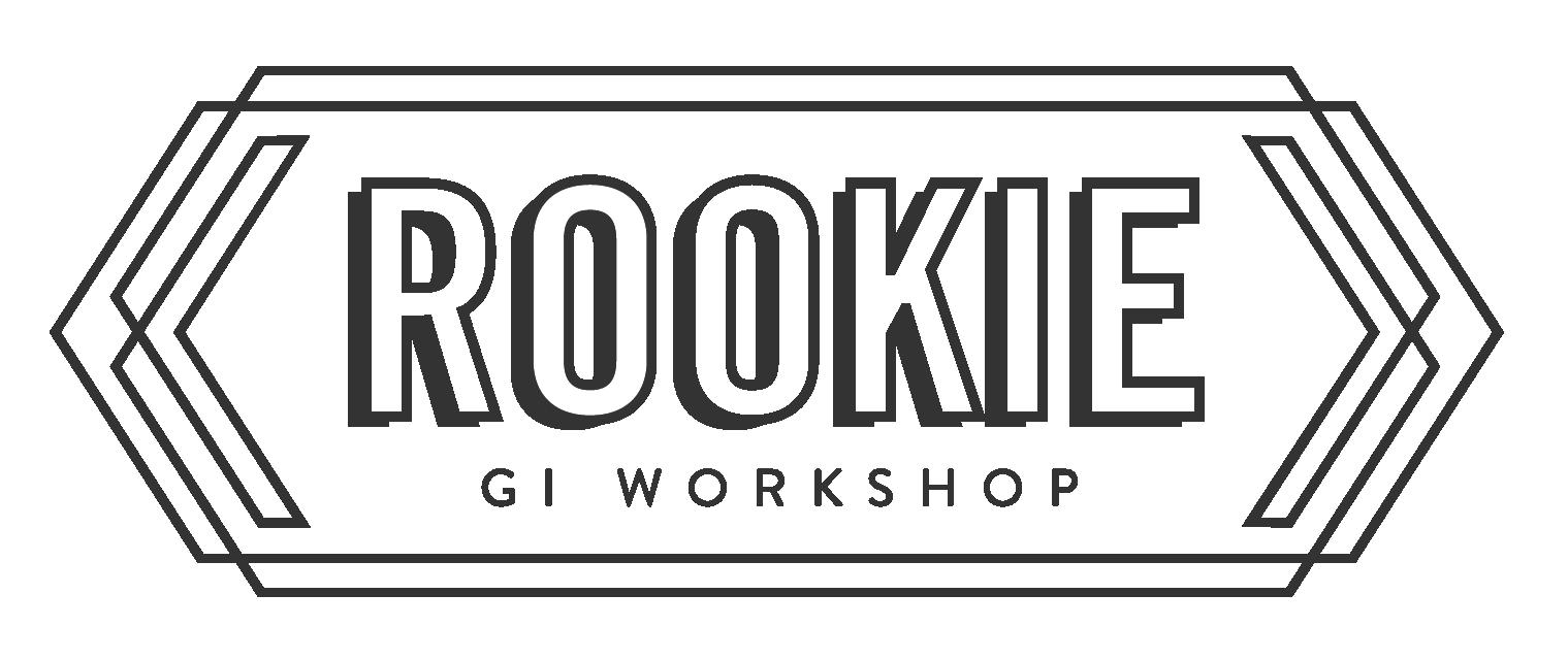 Rookie Gi logo.
