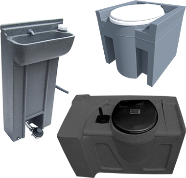 Portable Toilet Sales
