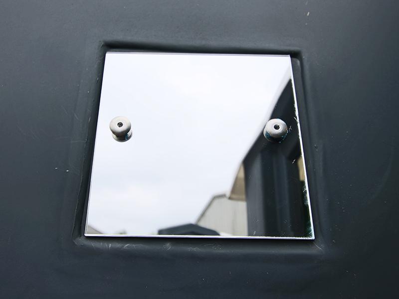 Door Mirror 15cm x 15cm