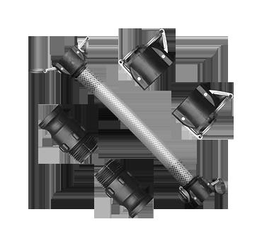 Double Link Kit (Pee Pod)