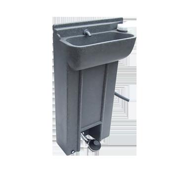 Forearm Sized Sink - HSE-compliant
