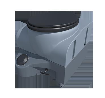Commode Tank - Recirculating Flush