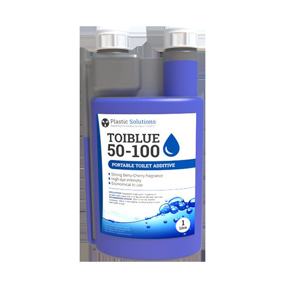 50-100: Portable Toilet Additive