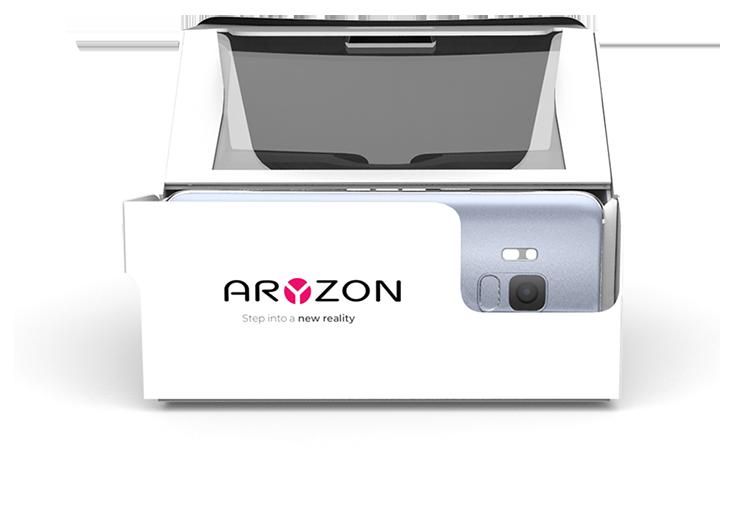 Aryzon Headset