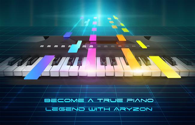Pianoboard Aryzon