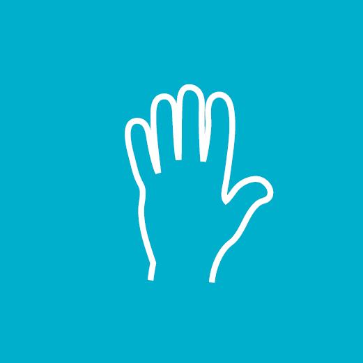 Aryzon Hand Gesture