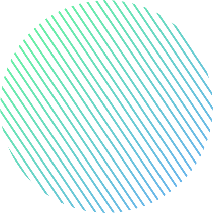 Circle with green lines Logo Design in The Woodlands