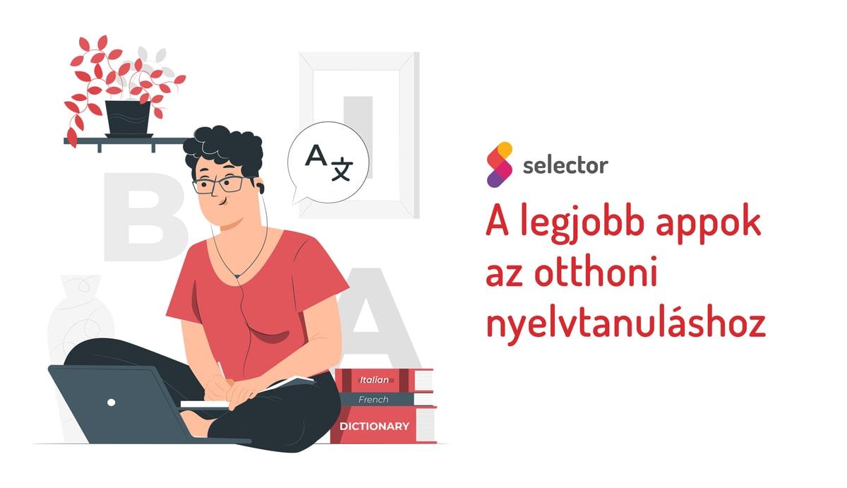 A legjobb appok az otthoni nyelvtanuláshoz