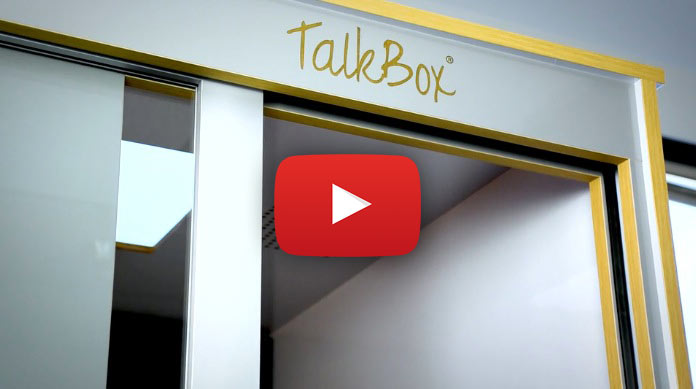 Quick TalkBox Booth Video Tour
