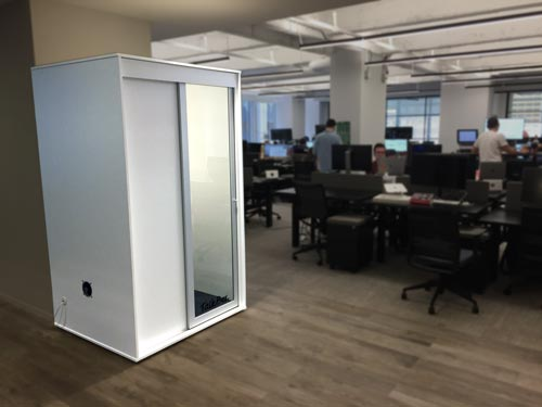 Open office Booth Solution